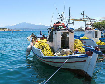 Grækenkland, Boat, Sea
