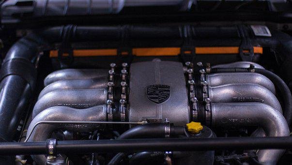 Engine, Car, Motor, Vehicle, Car Engine, Auto