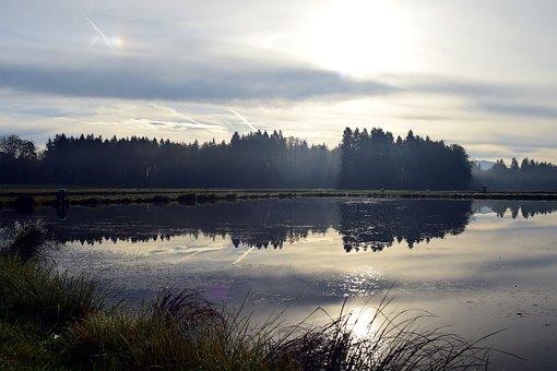 Lake, Pond, Water, Nature, Waters, Bank, Lake View