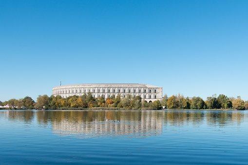 Nuremberg, Documentation Centre, Rotunda, Congress Hall