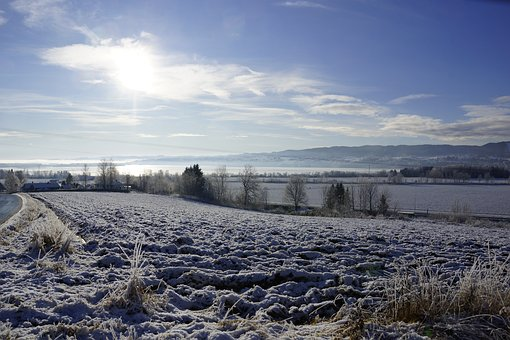 The Nature Of The, Winter, Snow, Landscape, Outdoors