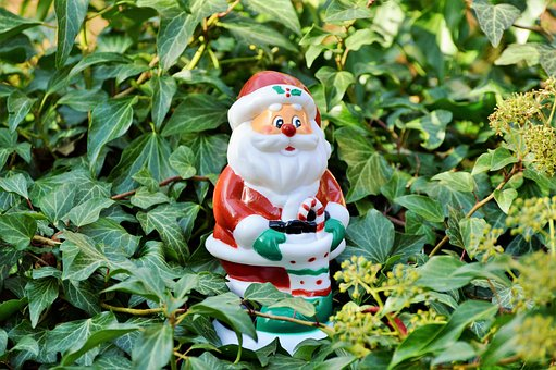 Nicholas, Santa Claus, Christmas Motif