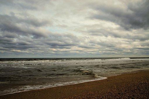 Beach, Seascape, Sea, Coast, Ocean, Nature, Sand, Water