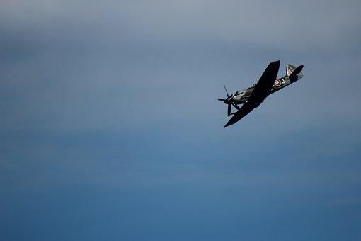 Spitfire, Battle Of Britain, Britain, Battle, War