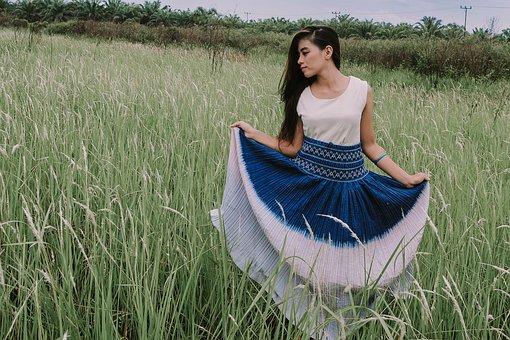 Indonesian Women, People, Model, Photo Model, Young