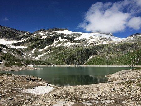 Weißsee, Mountains, Austria, Glacier World
