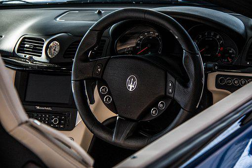 Steering Wheel, Car, Steering, Wheel, Vehicle