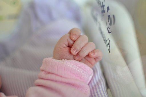 Hand, Baby, Girl, Small, Child, Mother, Love, Newborn