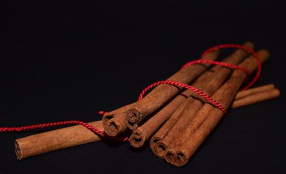 Cinnamon, Cinnamon Sticks, Christmas, Spice, Fragrance