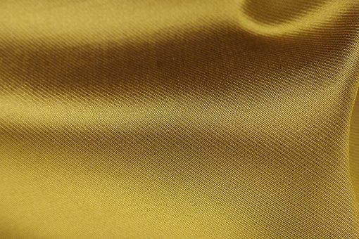 Yellow, Fabric, Textile, Texture, Abstract, Close-up