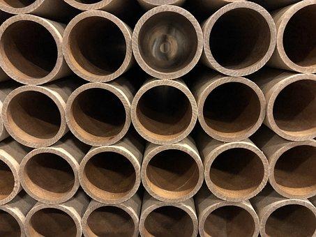 Bakelite, Tubes, Industry, Cylinders