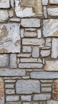 Stone, Wall, Texture, Stone Masonry, Fortification