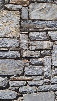 Stone, Masonry, Fortress, Stone Masonry