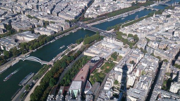 Paris, City, France, Architecture, Europe, Building