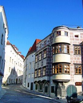 Street Details, Krems, Lower Austria