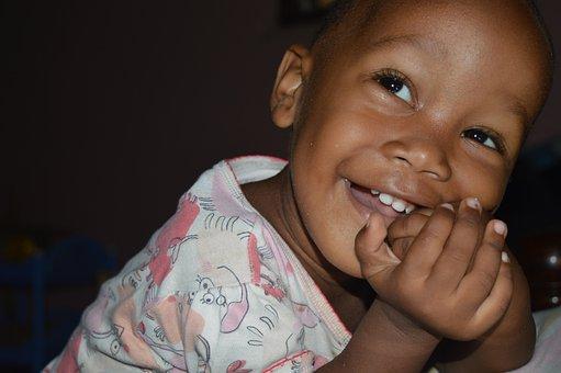 Smile, Kid, Smiling, Girl, Cute, Young, Children, Fun