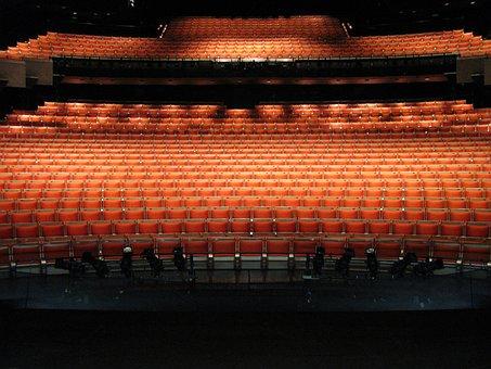Theater, Theatre, Sydney Opera House, Empty, Australia