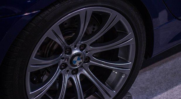 Wheel, Car, Auto, Transportation, Vehicle, Automobile