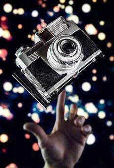 Camera, Analog, Photography, Photo, Retro, Vintage