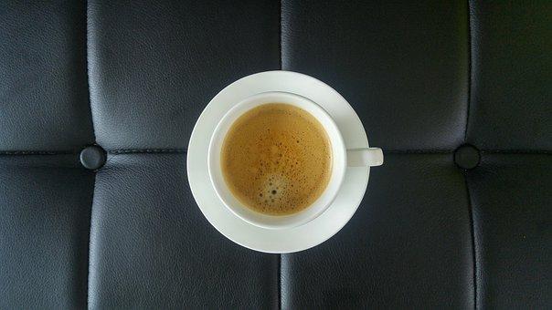Coffee, Americano, Black