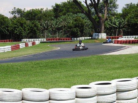 Kart, Car Vehicle, Speed, Race, Motor, Auto, Engine