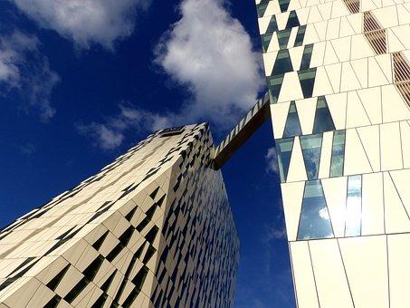 Ac Hotel, Bella Sky, Copenhagen, Architecture, Building