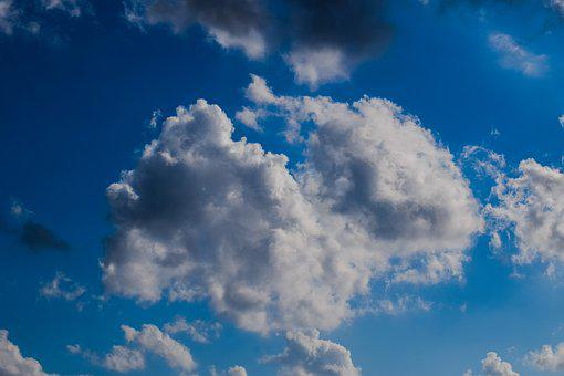 Clouds, Sky, Blue Sky Clouds, Weather, Air, Cloudscape