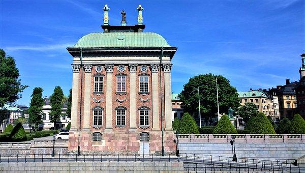 Stockholm, Building, Architecture