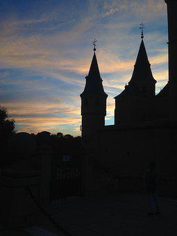Segovia, Castle, Medieval