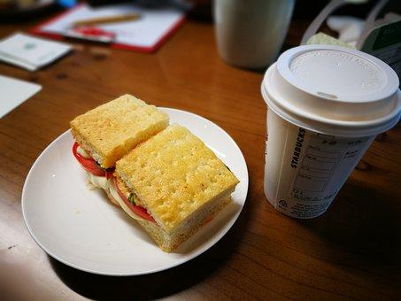 Sandwich Case, Coffee, Starbucks