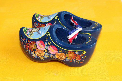 Clogs, Decorative, Dutch, The Tradition Of, Culture