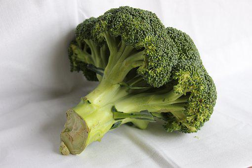 Broccoli, Vegetable, Fresh, Natural, Vegetarian, Food