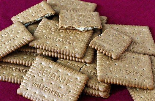 Biscuit, Butter Biscuit, Leibniz, Bahlsen, Delicious