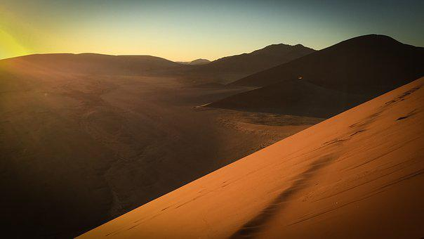 Namibia, Wildlife, Africa, Landscape, Safari, Nature