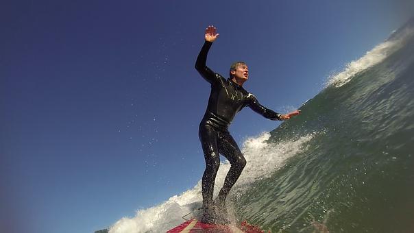 Surf, Waves, Sea, Surfboard, Fun, Ocean