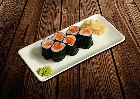 Sushi, Asia, Eat, Fish, Japanese, Japan, Raw, Delicious