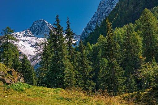 Nature, Landscapes, Mountains, Autumn, Autumn Mood