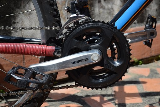 Bicycle, Crank, Mtb, Mountain, Sport, Cycling, Pedals