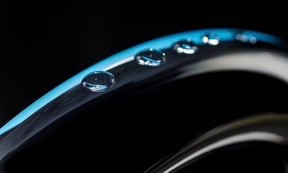 Water, Tap, Macro, Blue, Clean, Faucet, Fresh, Drink