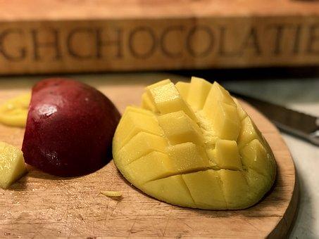 Mango, Fruit, Tropical, Ripe, Fresh, Sweet, Healthy
