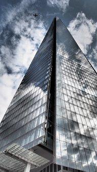 Shard, London, England, Landmark, Skyline, Architecture