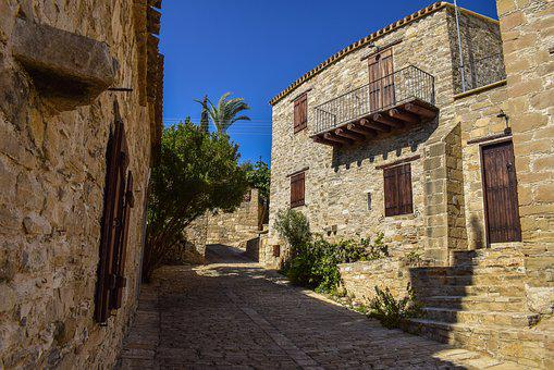 Old House, Architecture, Traditional, Exterior