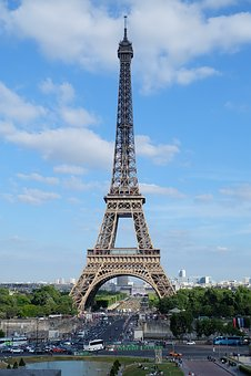 Paris, Gallery, Landmark, Europe, Building, Place