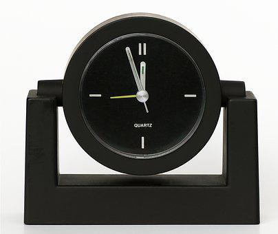 Clock, Alarm Clock, Table Clock, Design, Timepiece