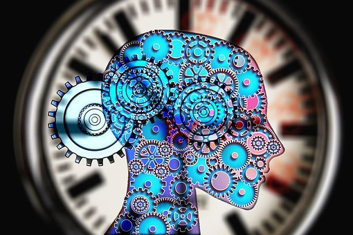 Movement, Work, Clock, Gears, Face, Head, Time, Time Of