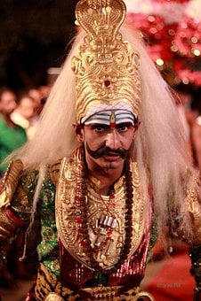 Karaga, Bengaluru, Folk Dance