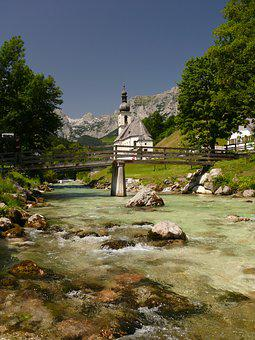 Ramsau, Berchtesgaden National Park