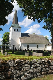 Church, Sweden, Building