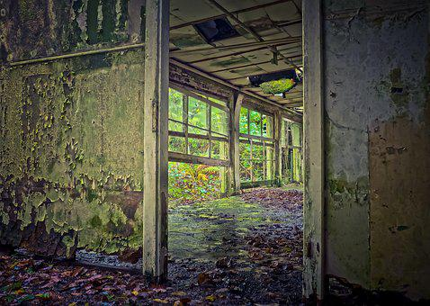 Lost Places, Leave, Decay, Old, Ruin, Lapsed, Home