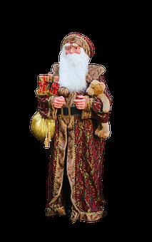 Christmas, Santa Claus, Nicholas, Gifts